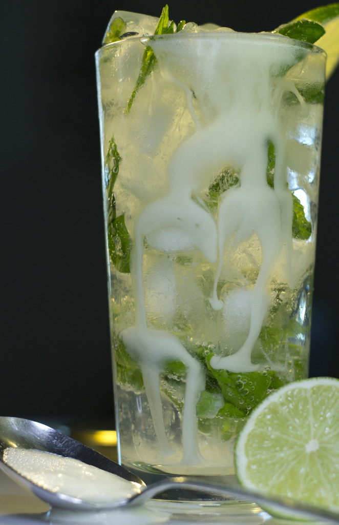 Macho Mojito - Click the image to buy the book Semenology